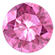 Created Pink Sapphire (September)
