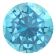 Sky Blue Topaz (December)